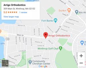 Orthodontist Winthrop MA